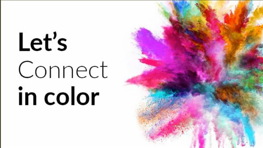 Let's Connect In Color
